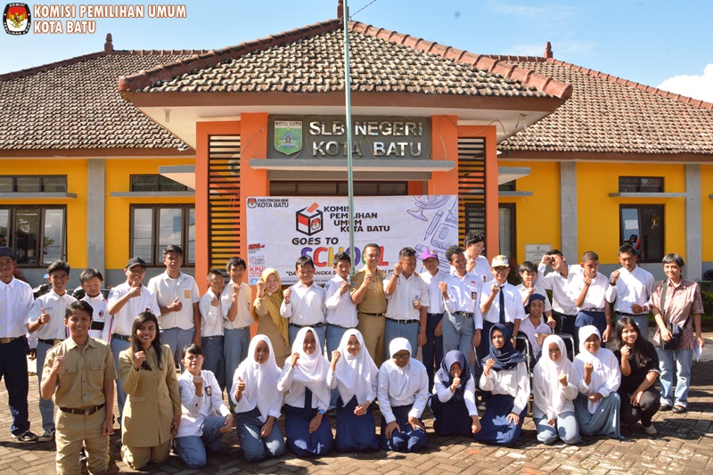 Goes To School ke SLB Negeri Kota Batu (26Feb'18)